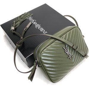 Yves Saint Laurent Lou Camera Womens Bag